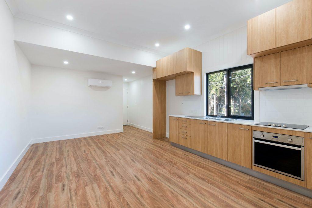 ménage à domicile logement vide